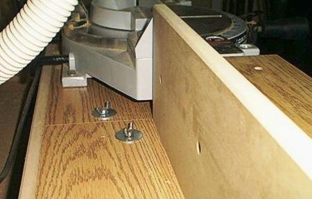 Support portatif pour scie à onglets - Portable Miter Saw Station