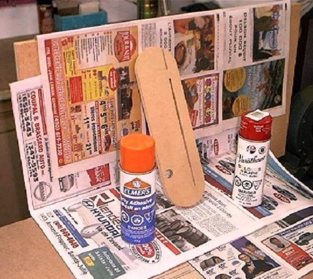 2 Mini Spray Booth