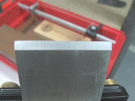Tuning a Handplane Blade