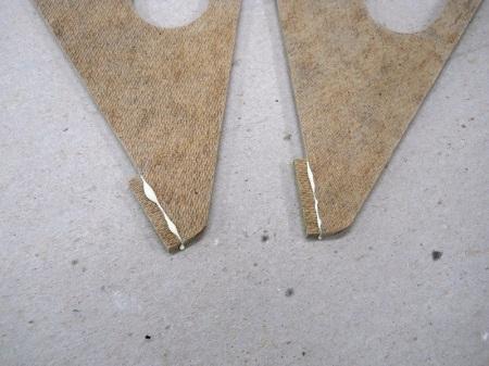 Triangular Push Stick