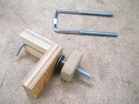 Corner Assembly Block Options / Options pour les blocs de coin pour assemblage