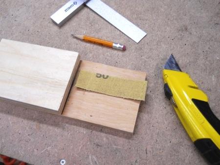 Making Flap Sanders The Easy Way / Réaliser des roues abrasives à lamelles facilement
